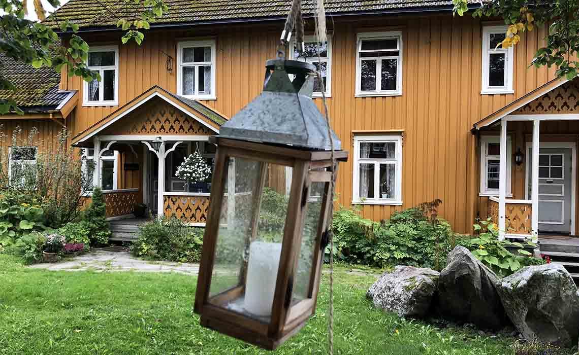 Gulburet Noorwegen - Travelvibe