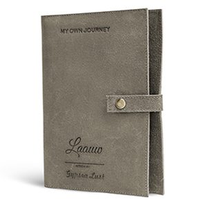 Gypsea-Lust- notebook cover Laauw - Travelvibe