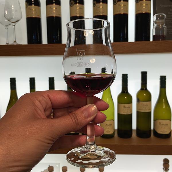 Wijnproeven bij weinhaus HAMM Ingelheim