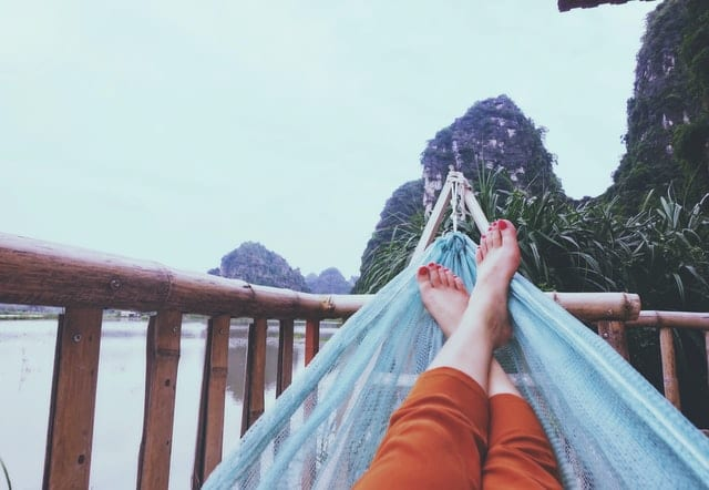 Hangmat voor thuis - Travelvibe