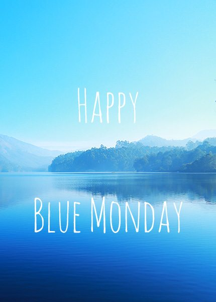 blue monday travel hotspots - Happy Blue Monday 2017 - Travelvibe