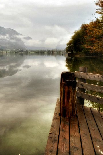 Herfst lake Bohinj | Travelvibe