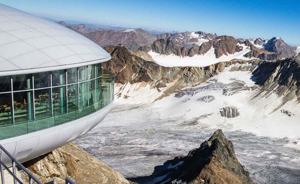Hoogste cafe van Tirol - cafe 3440 - Travelvibe