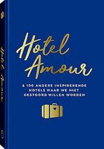 Hotel Amour boek - Travelvibe