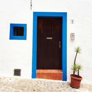 Door of Ibiza