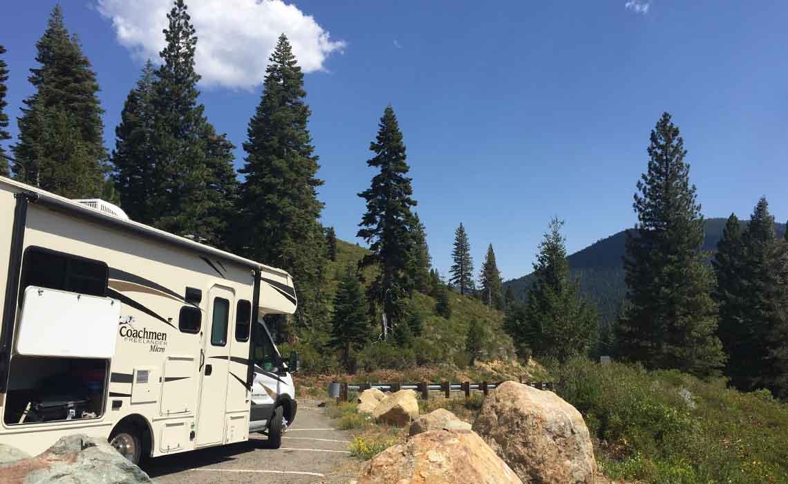 Welke camper kies je voor een roadtrip Amerika? Travelvibe