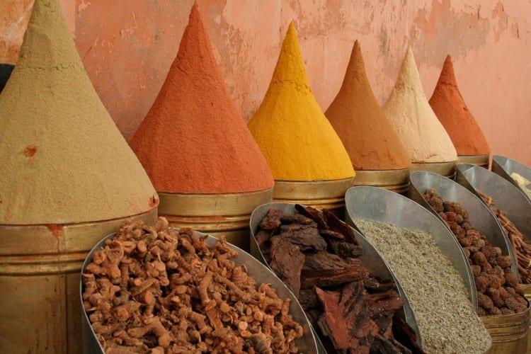 Kruiden Marrakech - Travelvibe