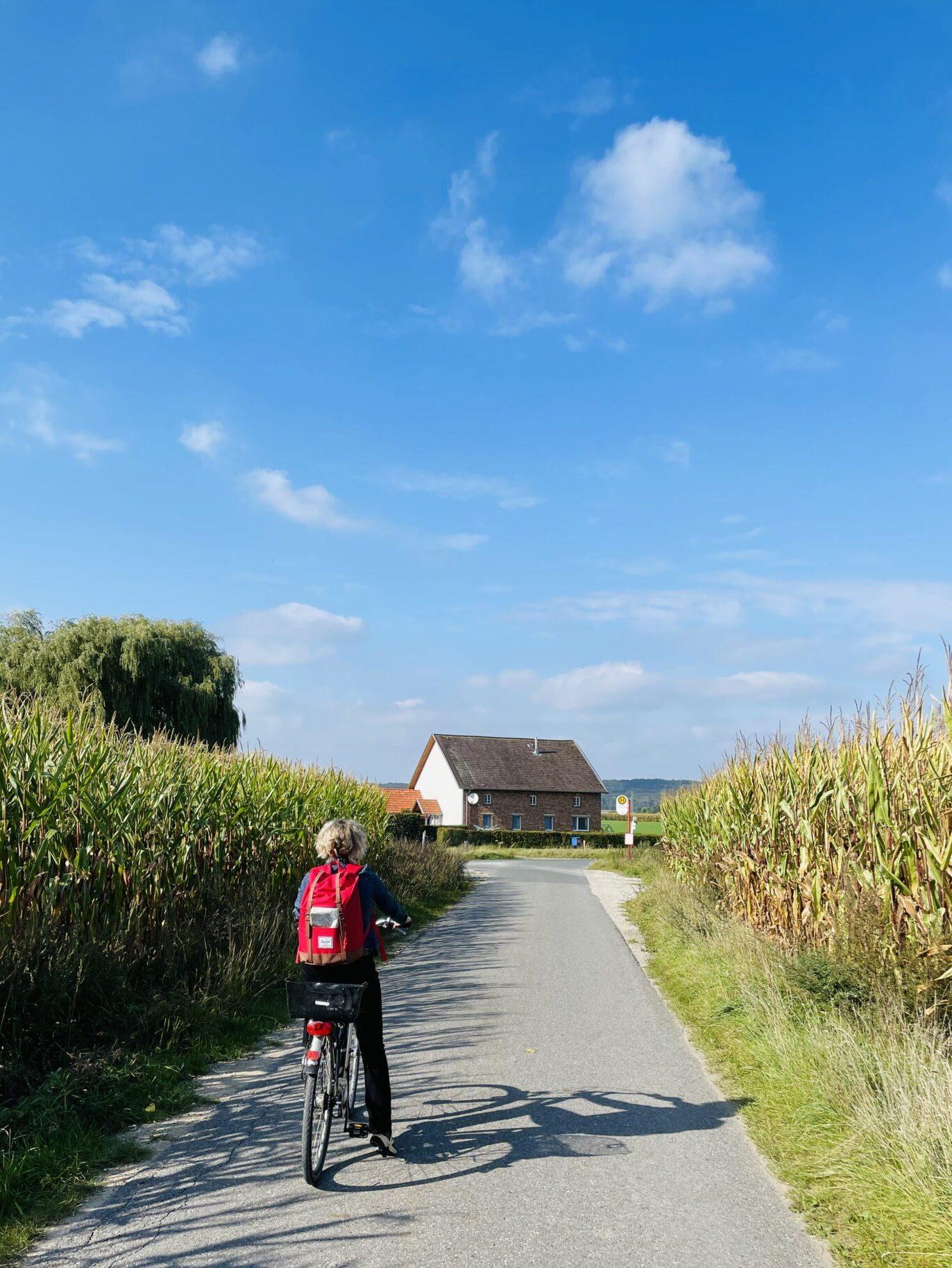 fietsen Bad Laer