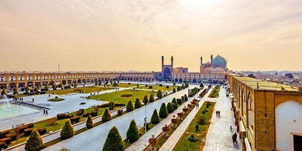 IRAN Midden Oosten Reizen - Travelvibe