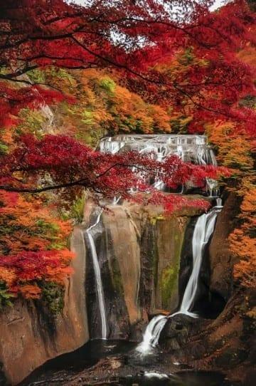 Ibaraki Japan herfst, mooie herfstfoto's - Travelvibe