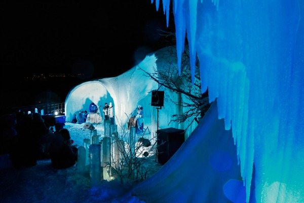 Icemusic Festival 2017 stage Travelvibe