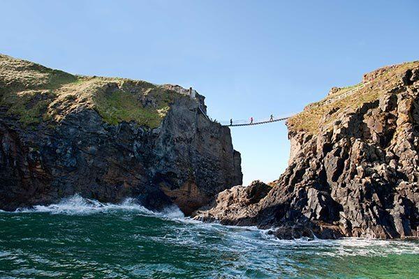 Ierland Carrick a rede bridge