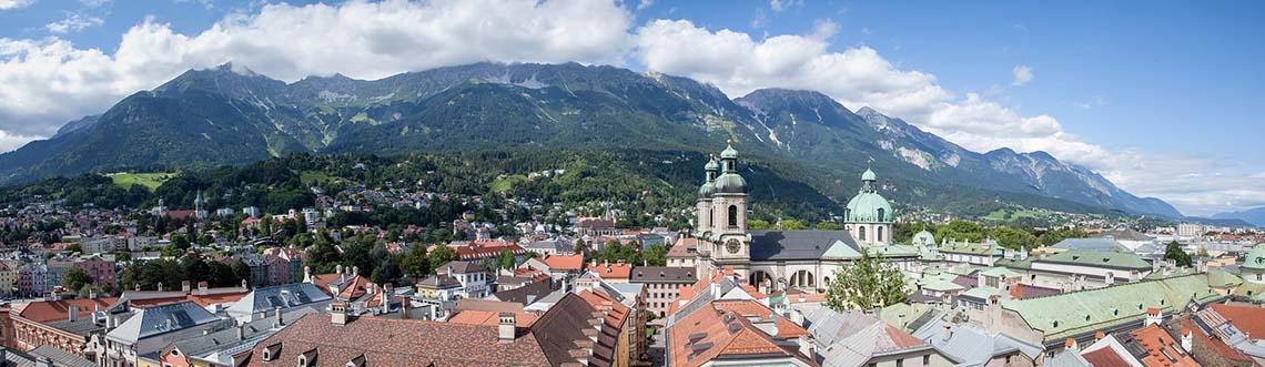 Innsbruck in de zomer - Travelvibe