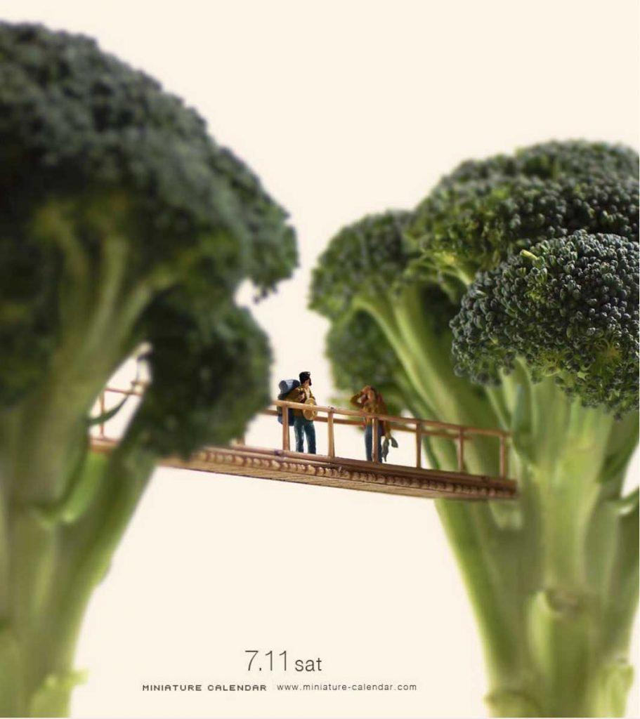 Instagrammer Tatsuya Tanaka, Japanse Miniatuurfotograaf - Travelvibe