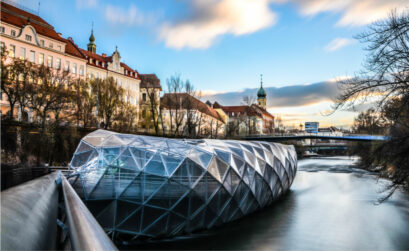 Island in the Mur (c) Graz Tourismus - Markus Spenger-2