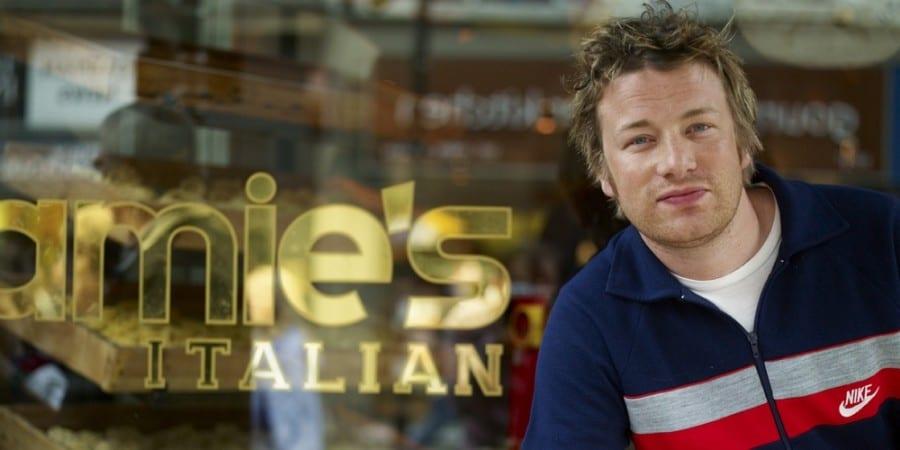 Jamie's Italian in de markthal - Travelvibe