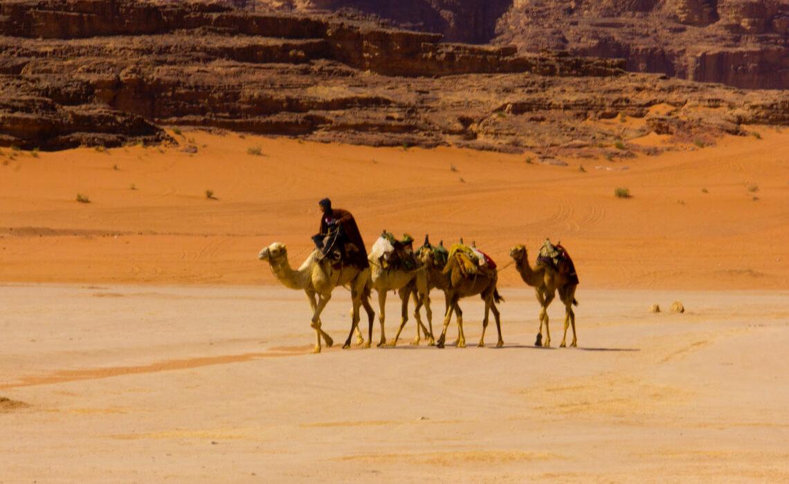 Vakantie Jordanië voor vrouwen