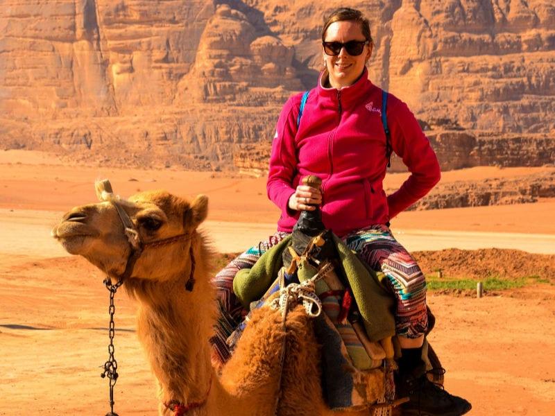 Jordanië - Wadi Rum|Travevibe