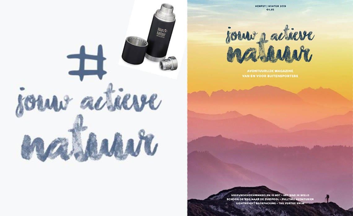 Jouw Actieve Natuur magazine - Travelvibe