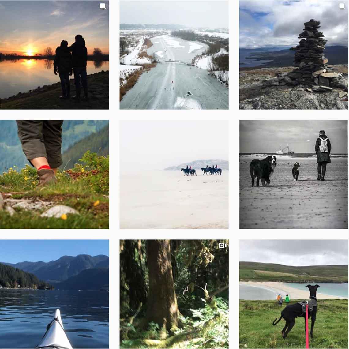 Jouw Actieve Natuur Instagram - Travelvibe