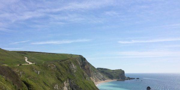 Uitzicht Jurassic Coast | Travelvibe