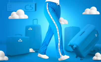 KLM-trainingsbroek - jet legs - Travelvibe