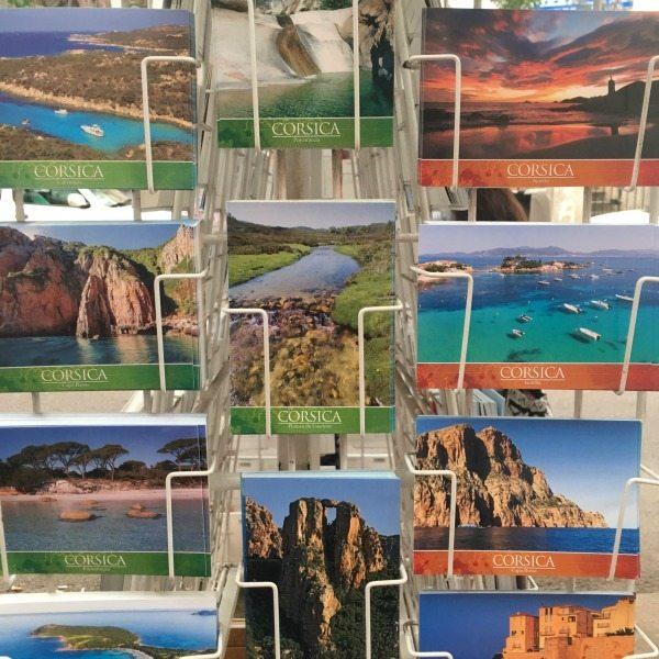 Kaarten Corsica Travelvibe