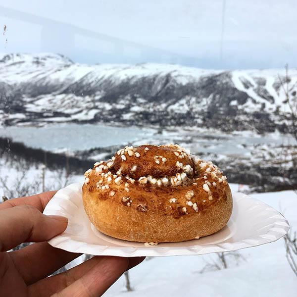 Kanelbolle, heerlijke kaneelbroodjes in Noorwegen