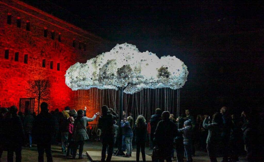 Kasteel Doornenburg Lichtfestival - Travelvibe