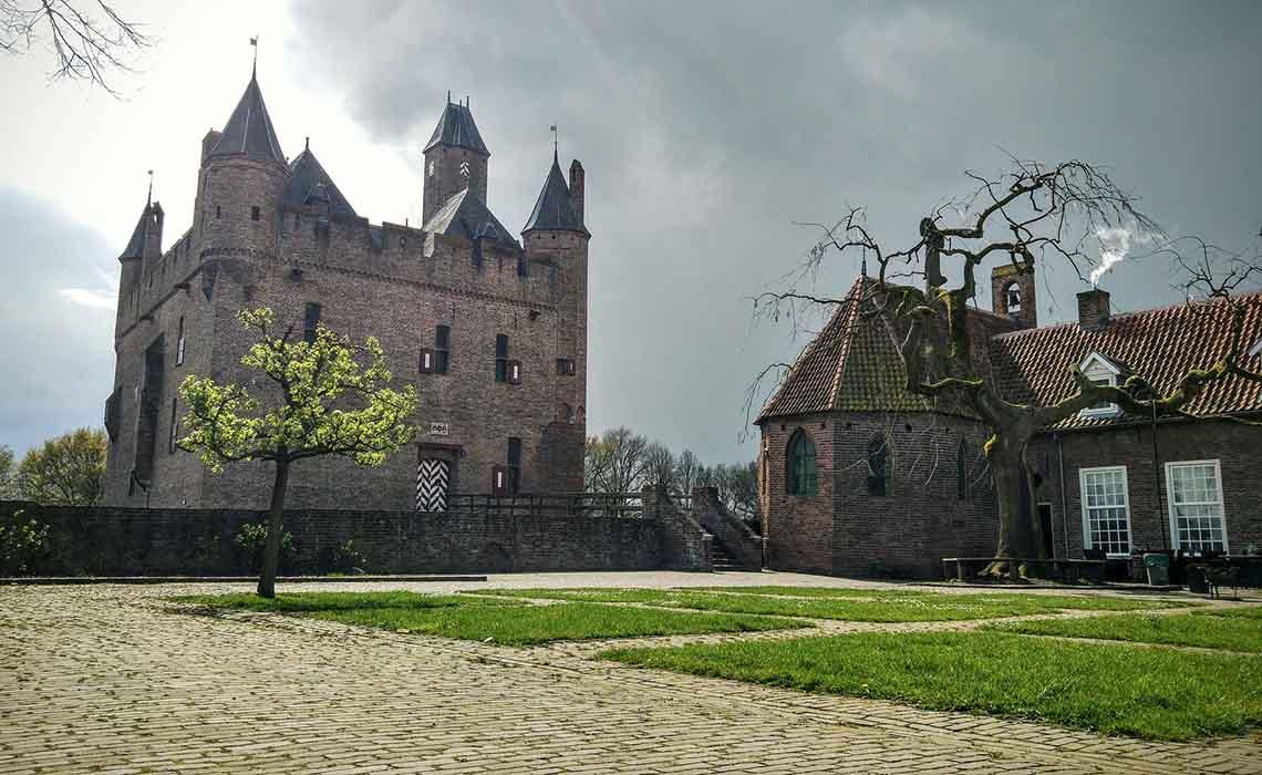 Kasteel-doornenburg-Lichtfestival - Travelvibe