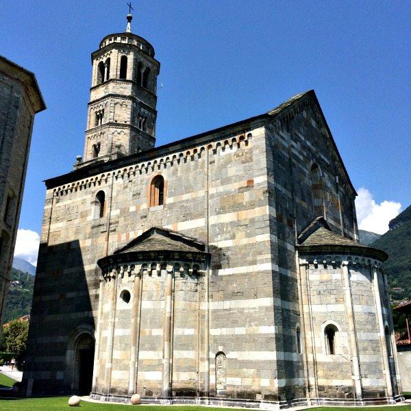 Kerk Gravedona