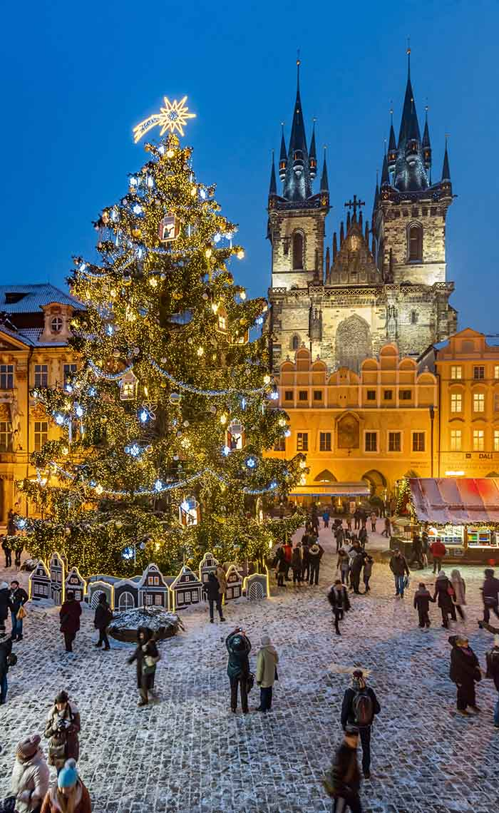 Kerst in Praag - Travelvibe