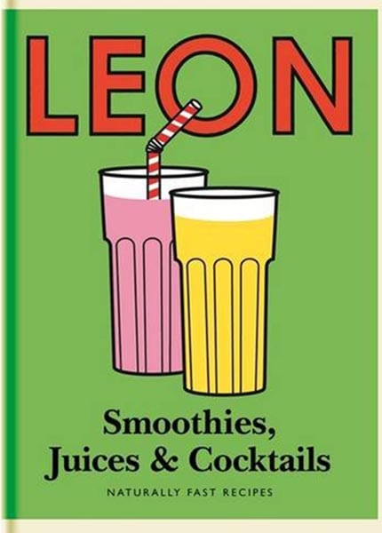 LEON smoothies boek