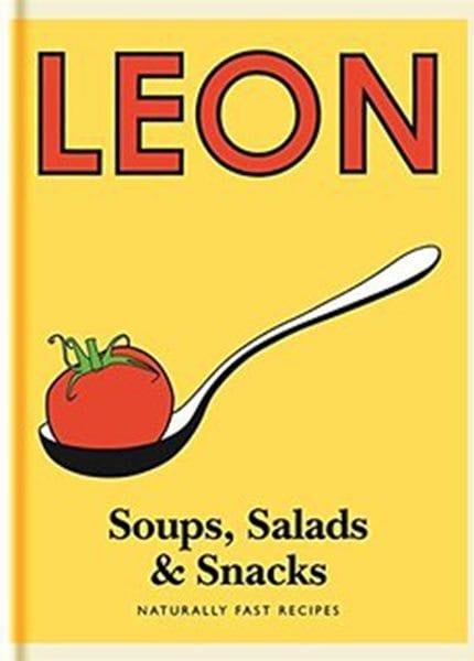 LEON soepen boek