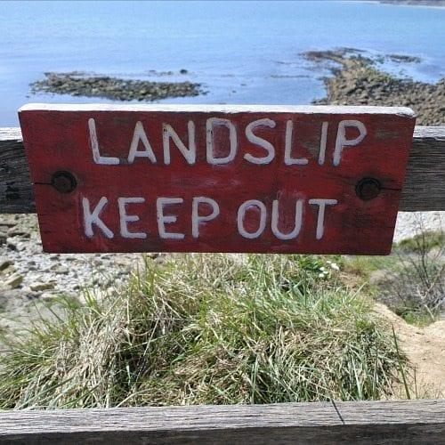 Landslip Vakantie Dorset Travelvibe
