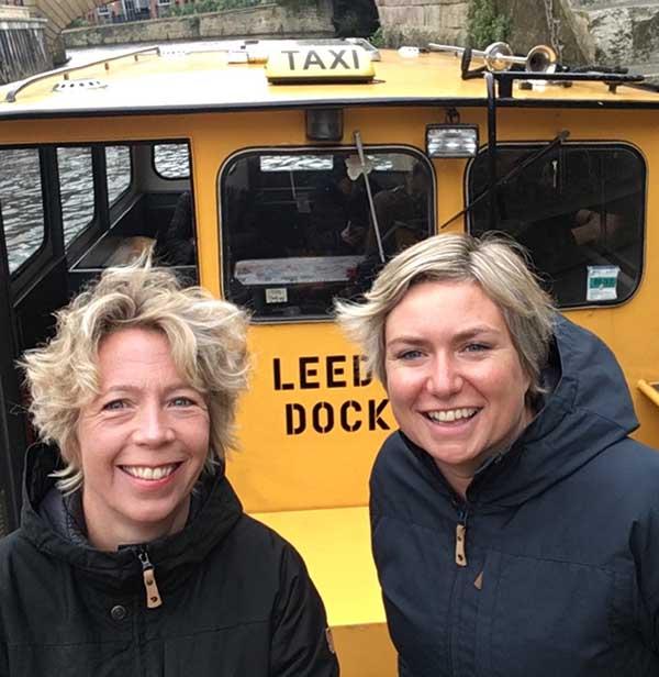 Leeds Watertaxi Dock - Travelvibe