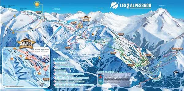 lenteski Les 2 Alpes - Travelvibe