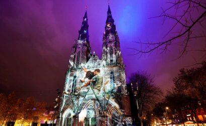 Lichtfestivals Nederland - Travelvibe - GLOW Eindhoven - Confluence