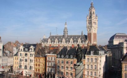 Lille World Design Capital in 2020 - Travelvibe