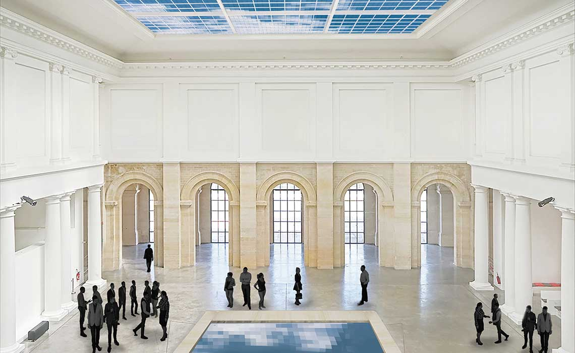 Lille3000 - Palais_des_Beaux_Arts_de_Lille_au_printemps_2019_Mathias_Kiss - Travelvibe