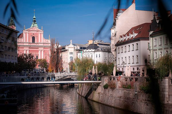 zien en doen in Slovenië, Ljubljana in de herfst - Travelvibe