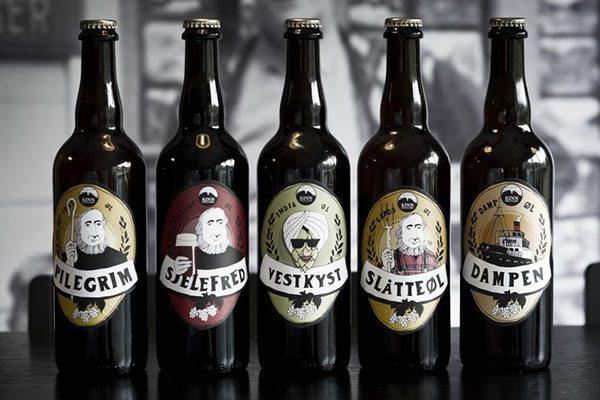 Local beer Norway - Travelvibe