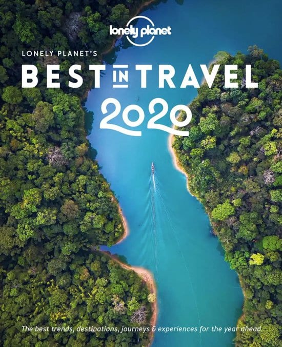 Lonely Planet Best in Travel 2020 - Travelvibe
