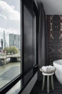 Win 'n romantisch weekend Rotterdam en slaap in het Mainport Hotel