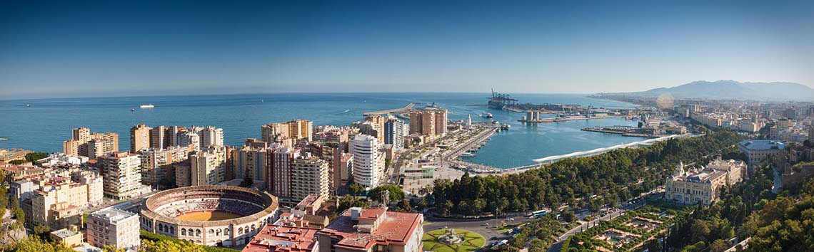 Malaga top 3 favoriete vakantiebestemming Nederlanders - Travelvibe
