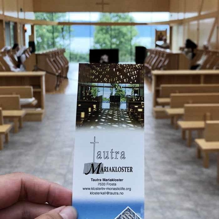 Mariakloster Tautra Noorwegen - Travelvibe