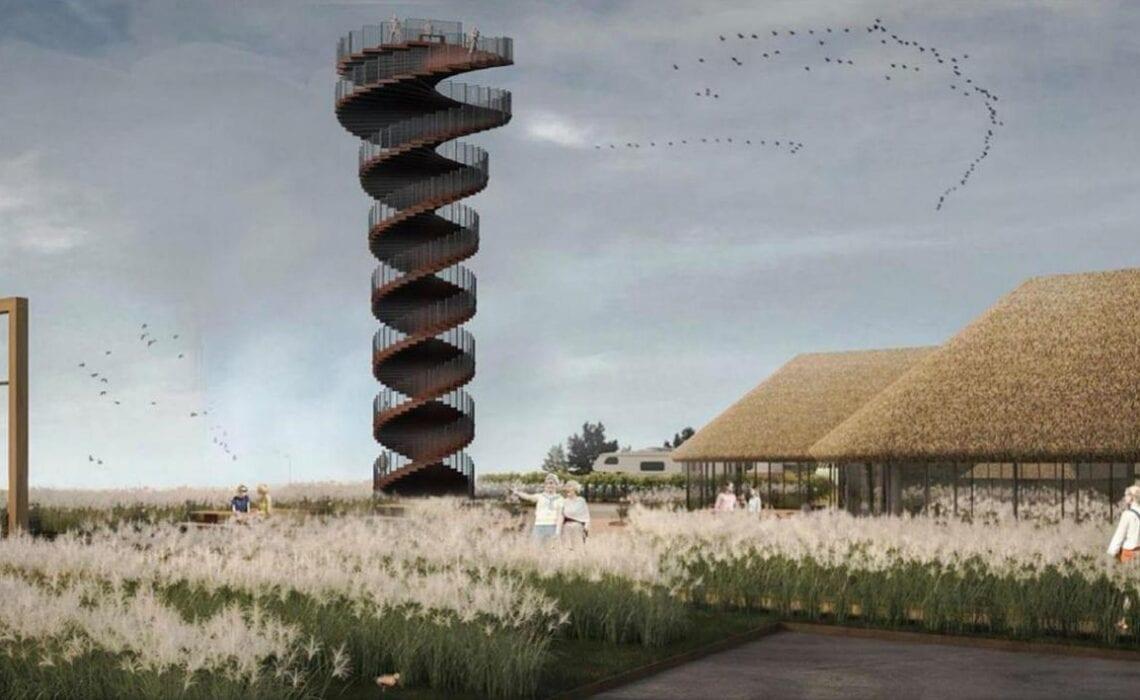 marsktarnet uitkijktoren