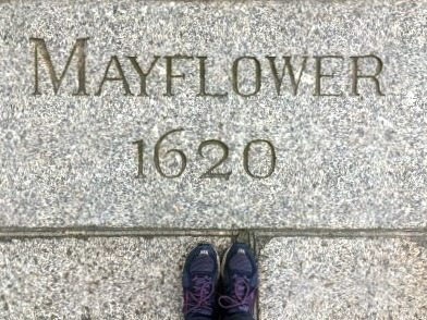 MayFlower steps Travelvibe
