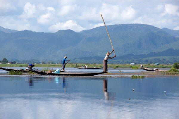 Lake Myanmar   Travelvibe
