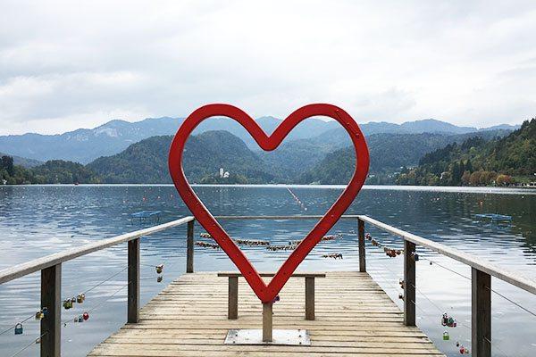 Meer van Bled als Sloveense hotspot - Travelvibe